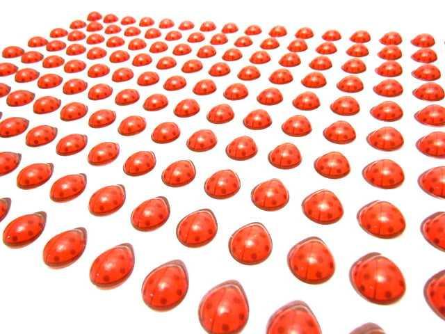 Blister para Chocolate Joaninha Vermelha - Stalden