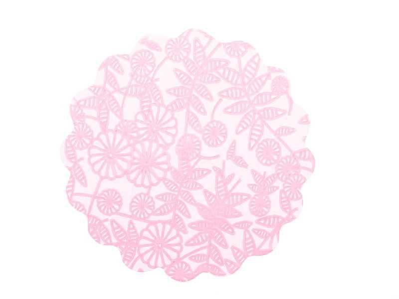 Tapetinho Rosa N9 c/100 Vipel
