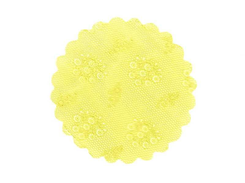 Tapetinho  Amarelo N9 c/100 Leonardi