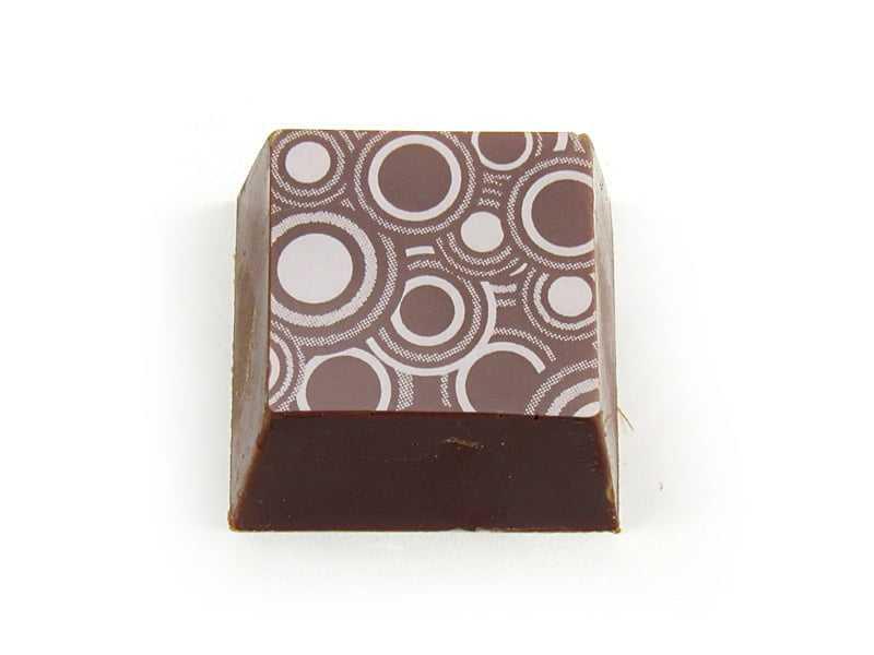 Transfer para Chocolate Círculo - Stalden