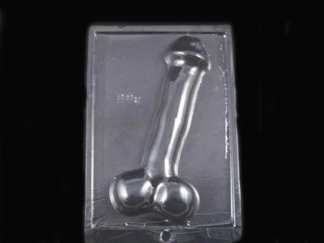 Forma de Acetato Erótica Masculino N366 Tríade