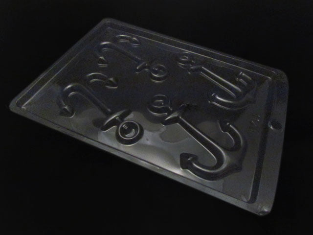 Forma de Acetato Âncora N1123 Nishimoto