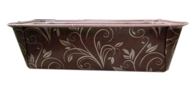 Forma de Papel para Bolo Inglês 23x9,5 cm - Ecopack