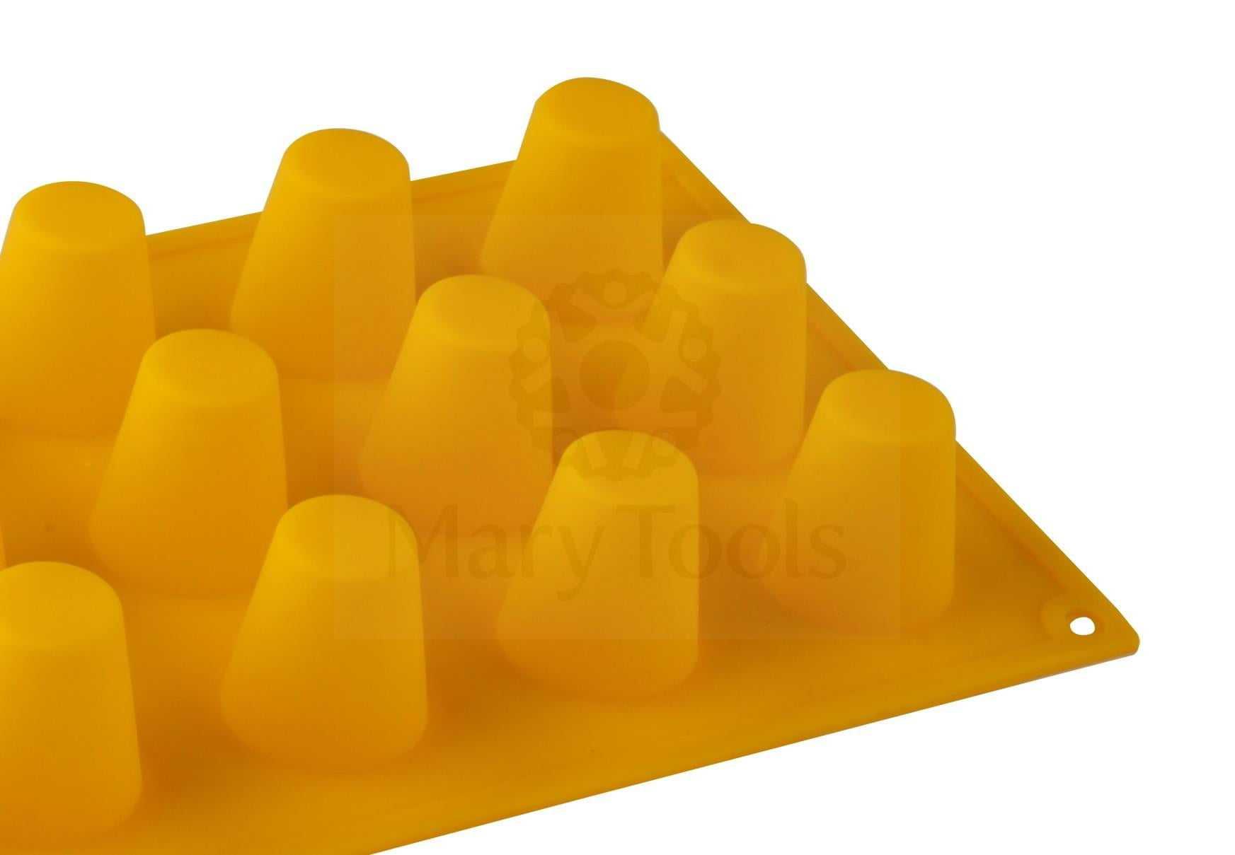 Forma de Silicone Cupcake Cone Pequeno - Mary Tools