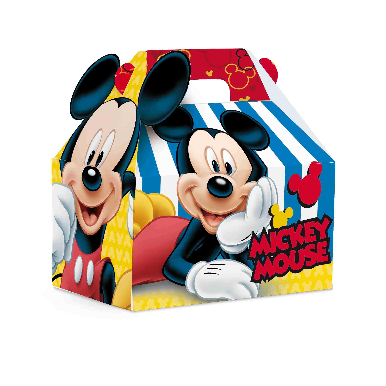 Caixa Maleta Kids Mikey 9x6x9 cm Cromus