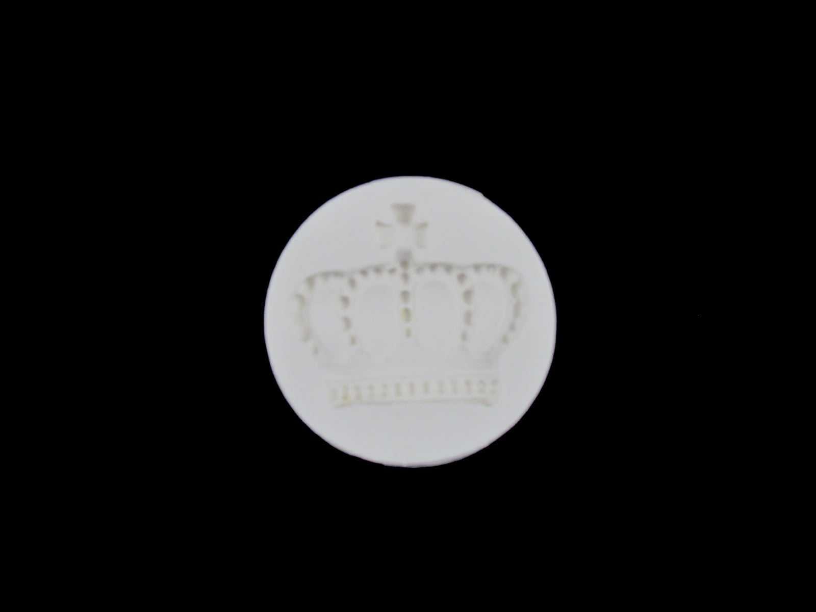 Molde de Silicone Coroa S1803 Gummies