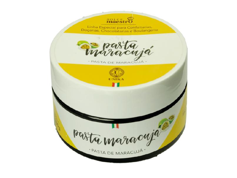 Pasta de Maracujá 300g – Dolce Maestro Unika