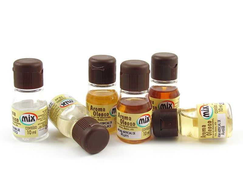 Essência para Chocolate Nozes 10ml - Mix