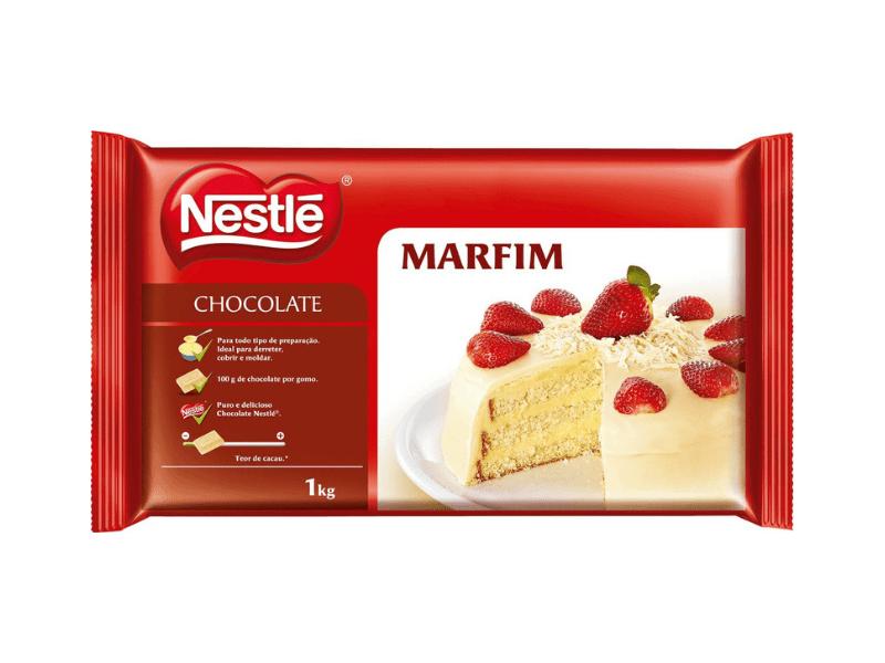 Chocolate Nestlé Marfim 1kg