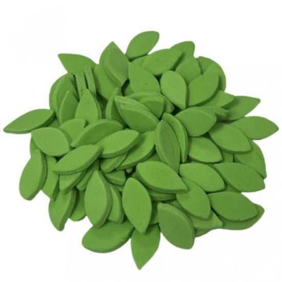 Biscuit Comestível Folha c/ 40 peças - Jady Confeitos
