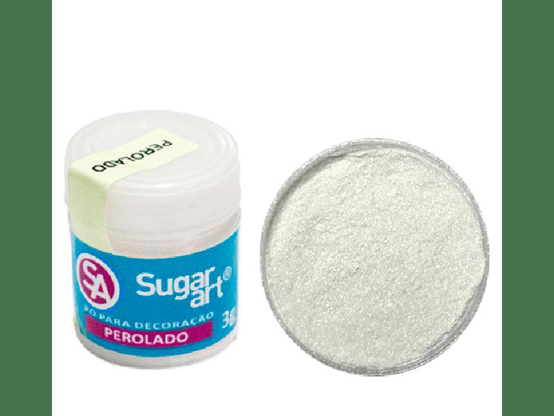Pó para Decoração Perolado 3g - Sugar Art