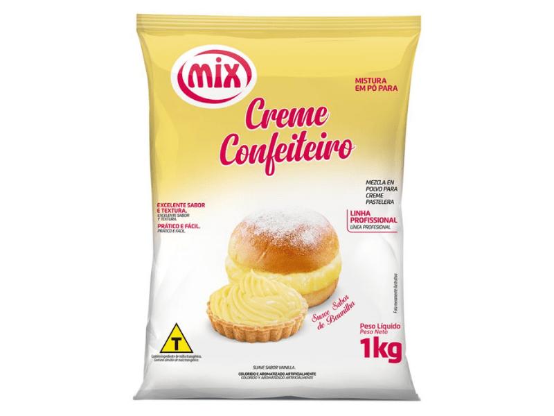 Creme Confeiteiro 1kg - Mix