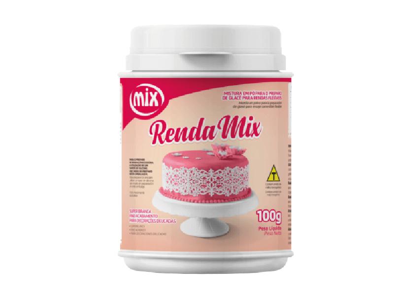 Renda Flex 100g - Mix