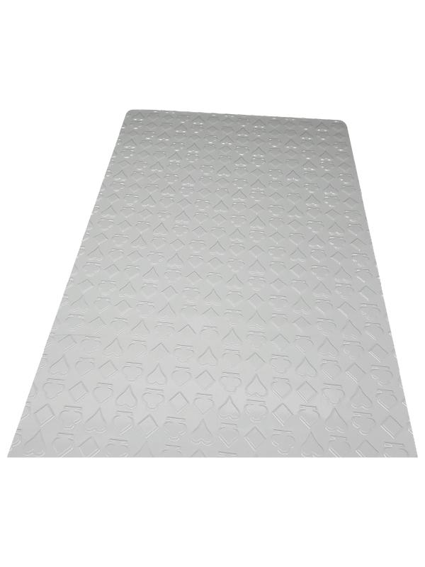 Placa de Textura Naipes N9380 - Bwb