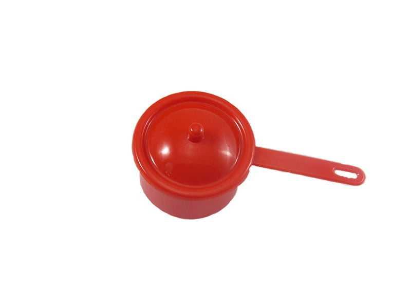 Panelinha Acrílica Vermelha 4x6cm Massari