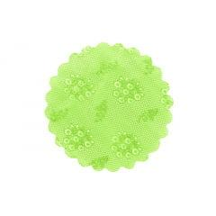 Tapetinho Verde Limão N9 c/100 Leonardi