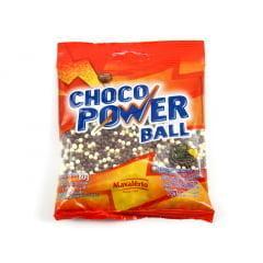 Choco Power Micro Ball Preto e Branco 80g