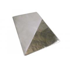 Papel Chumbo Prata 43,5x59 cm c/5 - Cromus