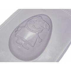 Forma de Acetato Formato Ovo Peppa N1450 -Tríade