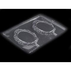 Forma de Acetato Pirulito Porta Retrato N3501 Nishomoto
