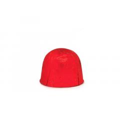 Papel Chumbo 8x7,8 cm c/ 300 Acetinado Vermelho Cromus