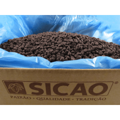 Cobertura Sicao Chips Meio Amargo 10 kg