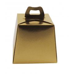 Caixa para Panetone 100g 10x10x9 cm Cromus