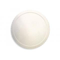 Disco Laminado para Bolos e Tortas Redondo 24cm - Branco - Ultrafest