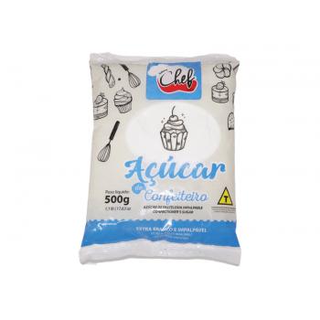 Açúcar Confeiteiro 500g - Iceberg