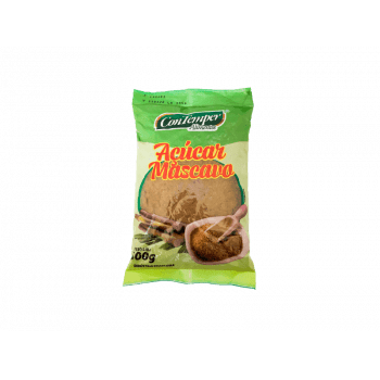 Açúcar Mascavo 500g - Contemper