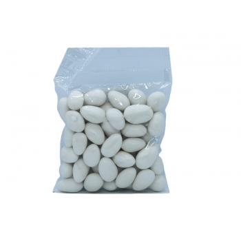 Amêndoa Confeitada Branca 250g - Armazém G5
