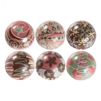 Blister para Chocolate Bola de Noel 3 cm - Stalden