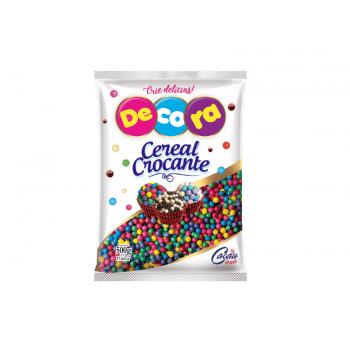 Cereal Crocante Mini Colorido 500g - Cacau Foods