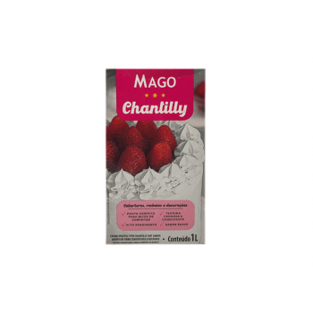 Chantilly 1L - Mago
