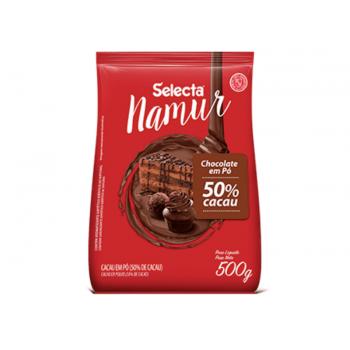 Chocolate em Pó Selecta 50% Cacau 500g - Mix