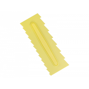 Espátula Decorativa para Bolo Número 5 - Bluestar