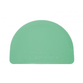 Espátula Meia Lua - Verde Tiffany - Bluestar