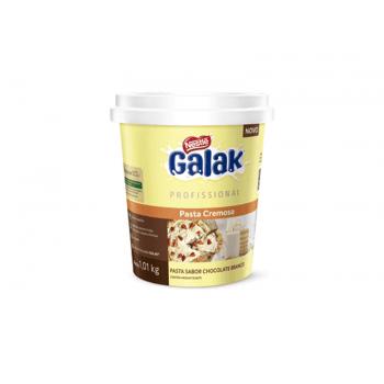 Pasta Cremosa Galak Chocolate Branco 1,01kg - Nestlé
