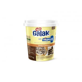Pasta Cremosa Galak Negresco 1,01kg - Nestlé