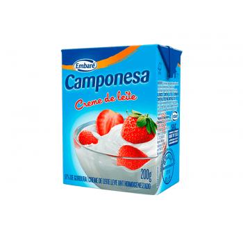 Creme de Leite 200g – Camponesa