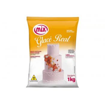 Glacê Real em Pó 1kg - Mix