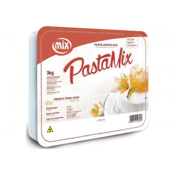 Pasta Americana Pronta 3kg - Mix