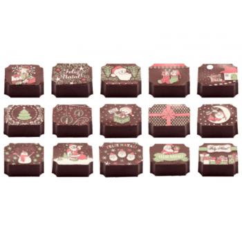 Transfer para Chocolate Natal N9033 - Stalden