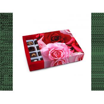 Caixa para Doces Belle 9,5x9,5x4 cm - Cromus