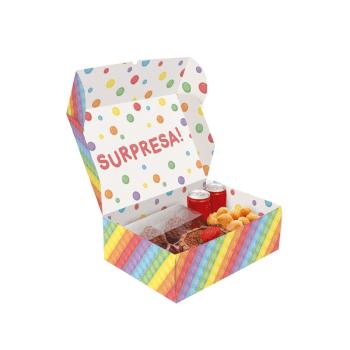 Caixa para Festa na Caixa 33x23x10 cm - Fidget Toys - Cromus