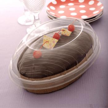 Embalagem de Plástico para Sobremesa G34 - Galvanotek