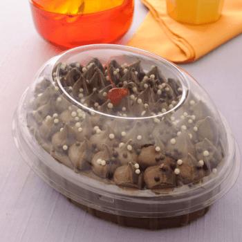 Embalagem de Plástico para Sobremesa G34P - Galvanotek