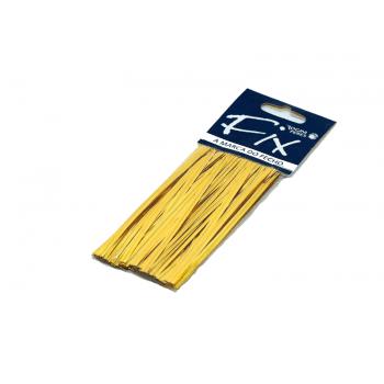 Fecho Prático Dourado c/ 100 unidades – Rogini