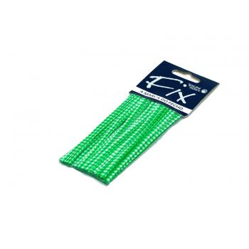 Fecho Prático Verde Xadrez c/ 100 unidades – Rogini