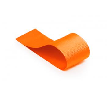 Fita Gorgurão Laranja 21,5 mm – Cromus